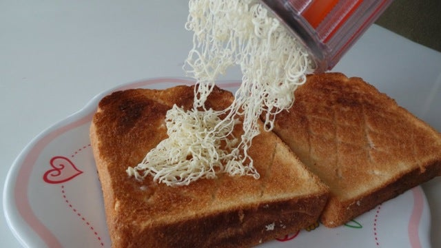 Your Long, Buttered-Toast Nightmare Is Over