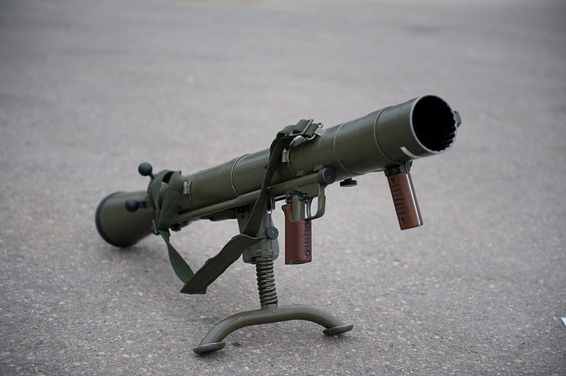 The Carl-Gustaf Looks Like a Bazooka But Shoots Like a Rifle