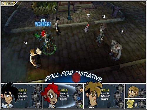 Penny Arcade Adventures Hits XBLA, PC May 21