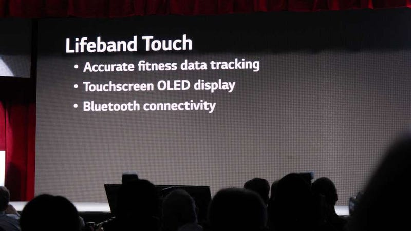 LG's Fitness Tracker: Looks Like a Fitbit, Works Like a Smartwatch