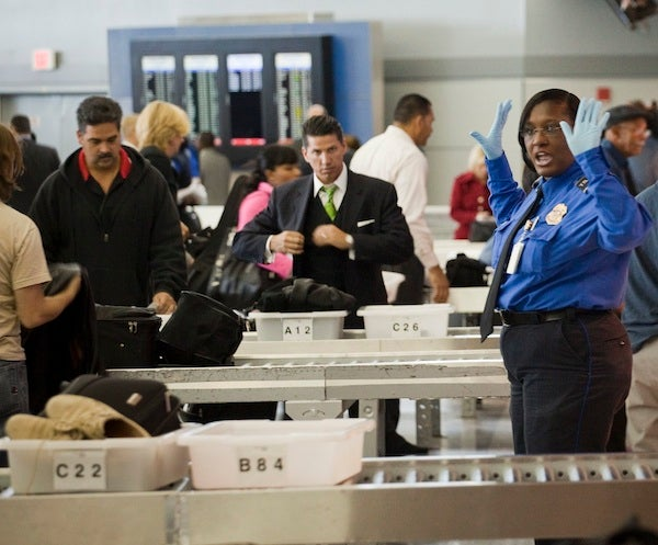 Tomorrow, The TSA Can Aggressively Pat Down Your Genitals