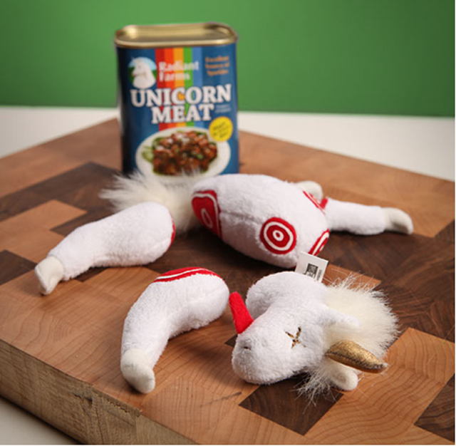 Canned Unicorn Meat: It's Real Now