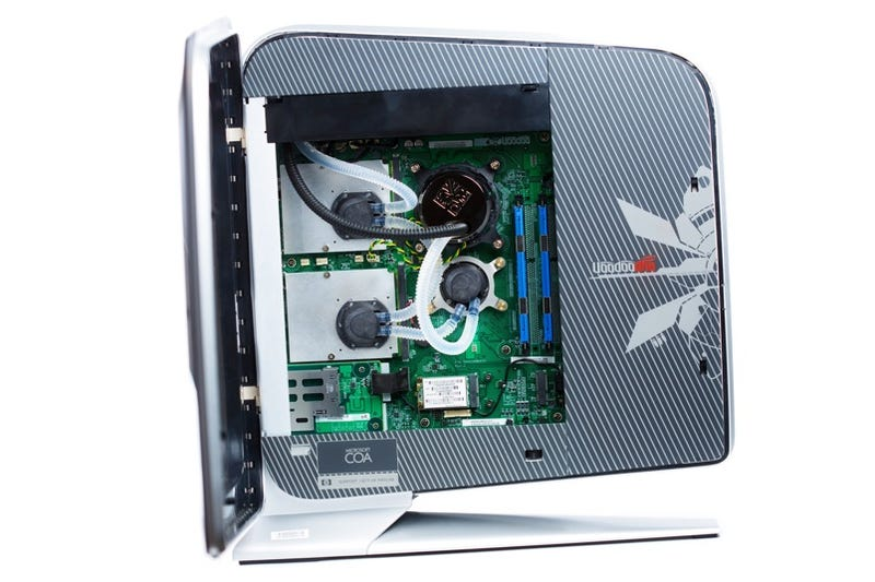 Gallery: Check Out the HP Firebird 803's Liquid-cooled Innards