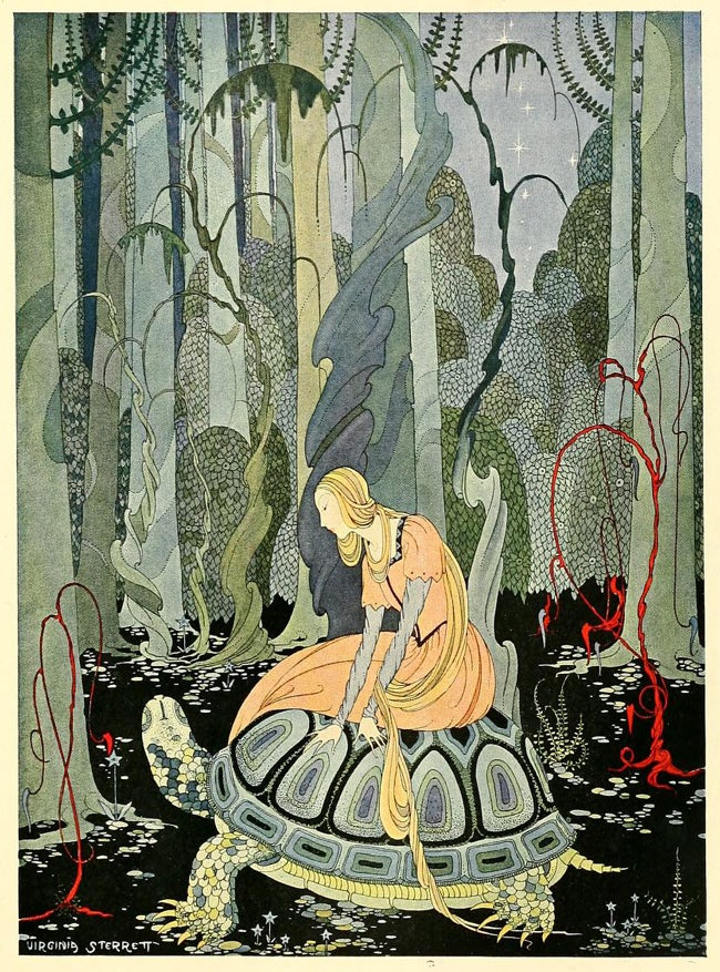 Some of the Most Stunning Fairy Tale Art You'll Ever See