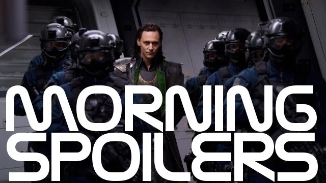 Latest Rumors and Hints for Captain America 2, Doctor Who and The Robocop Remake!