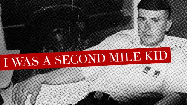 My Second Mile: How I Grew Up With The Now-Doomed Organization