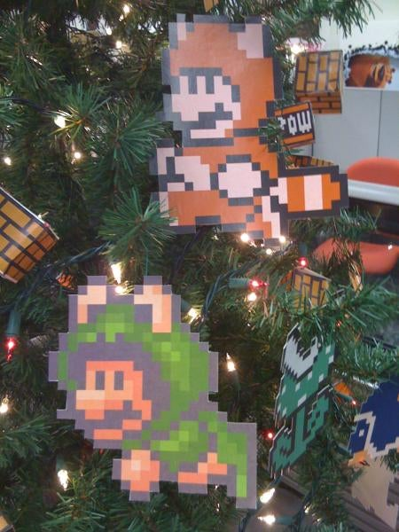 It's a Very Mario Christmas ...