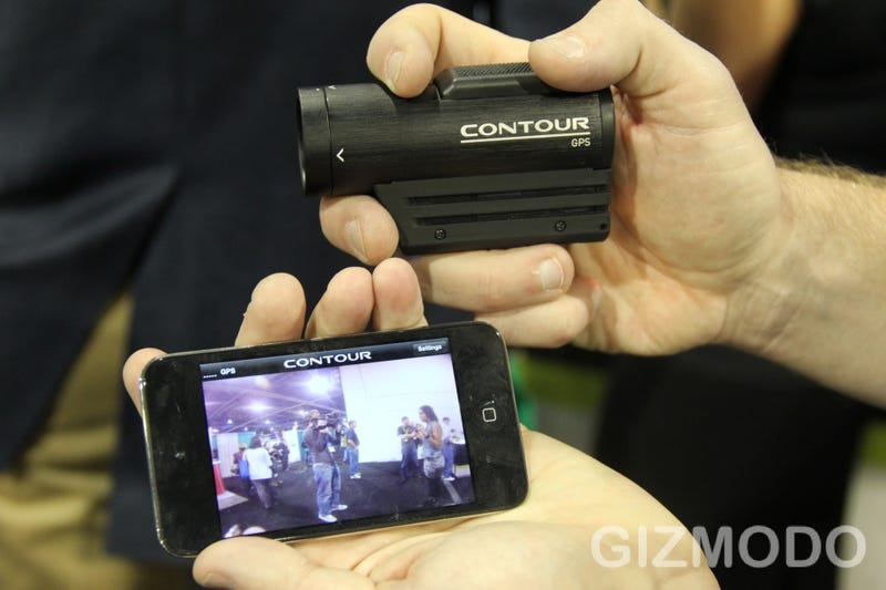 ContourGPS Uses Your Smartphone as a Viewfinder
