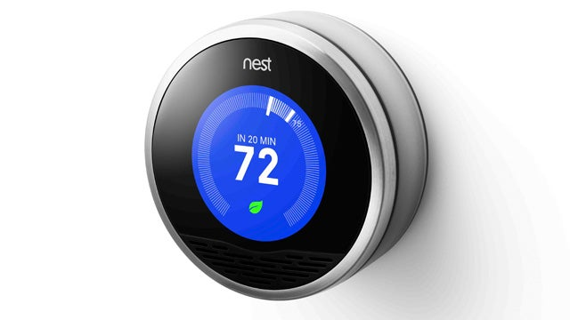 Apple Likes the Nest Thermostat So Much That It's in the Apple Store