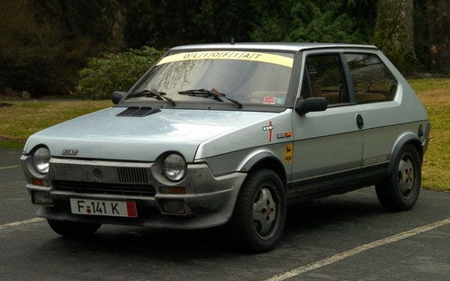 For $5,500, You Can Fix It Again Tony, Abarth Style