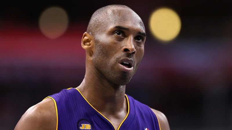 Kobe Bryant Is Getting Sued By His Mom, Kind Of