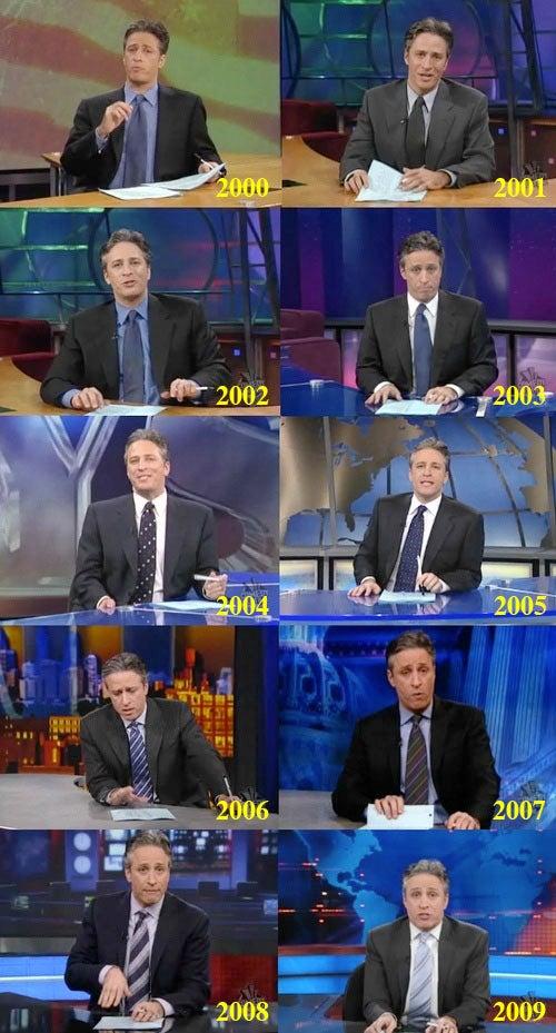 Jon Stewart: A Decade in Review
