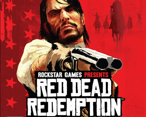 Red Dead Redemption Box Art Is Redder Than Ever