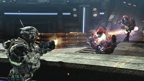 Vanquish Dated For North America With Preorder Arsenal