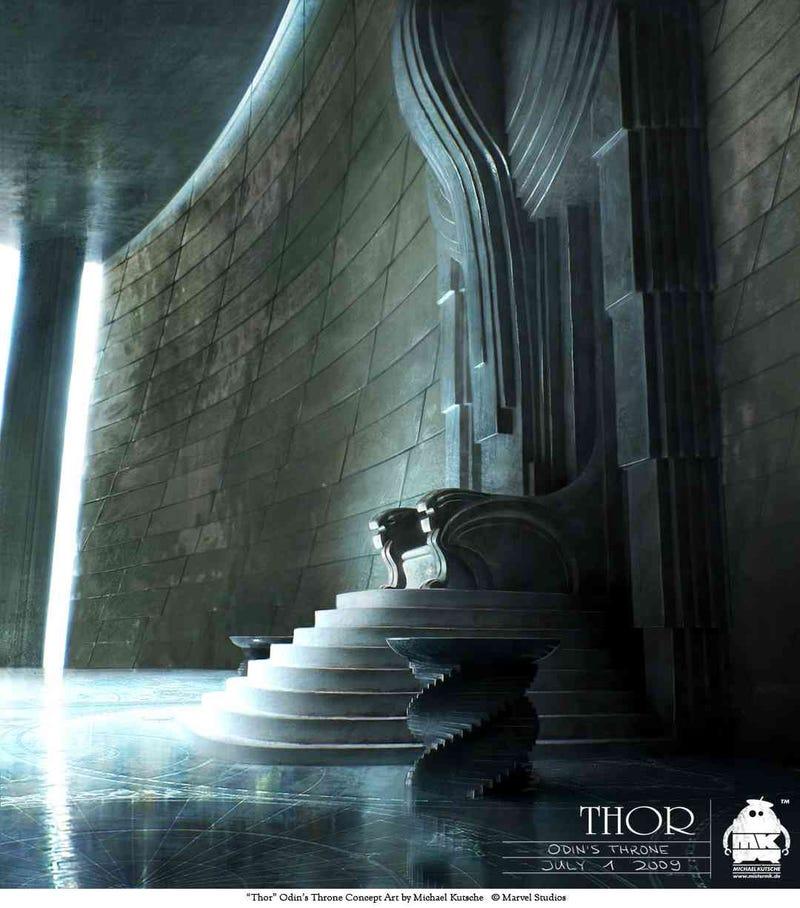 Thor Concept Art
