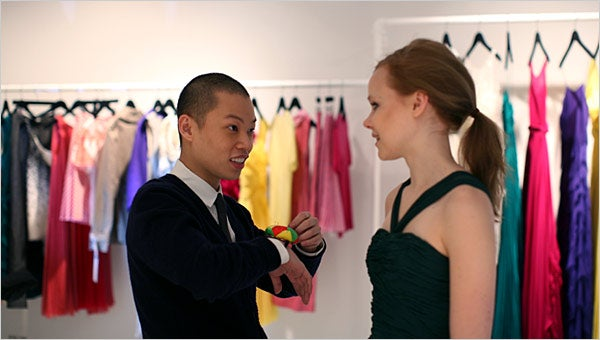 Did Obama Designer Jason Wu Inadvertently Out Himself In The Times?