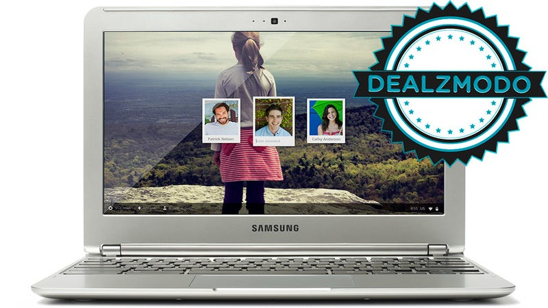 Dealzmodo: $144 Chromebook, 4TB USB3, Kindle Fire HD, Breaking Bad