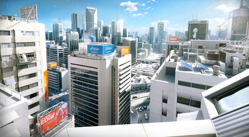 What is This, Mirror's Edge or Real Life?