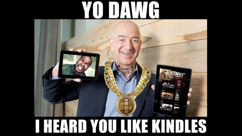 35 Bizarre and Uncomfortable Reasons Jeff Bezos Is Smiling