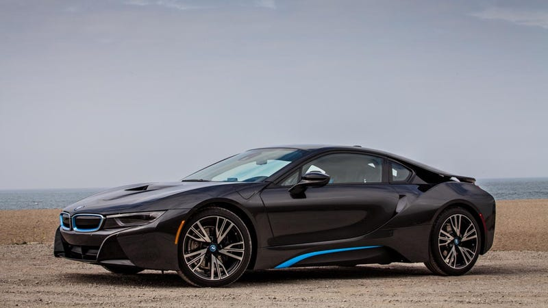 The 2015 BMW i8 by the cold, hard numbers