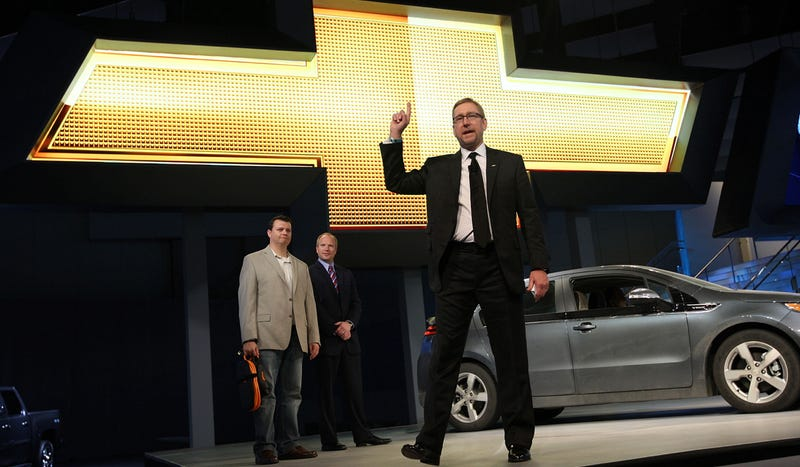 Chevy Keeps Some Distance, Obama Wants $2 Billion, And Formula One Is Back