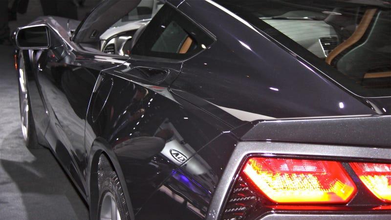 2014 Corvette Stingray: Pure Car Porn