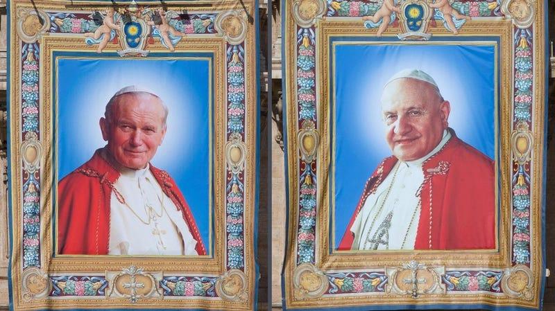 POPE VS POPE