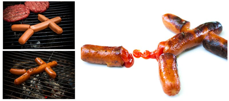 18 Fiery Photos Of Grills And Charred Meat