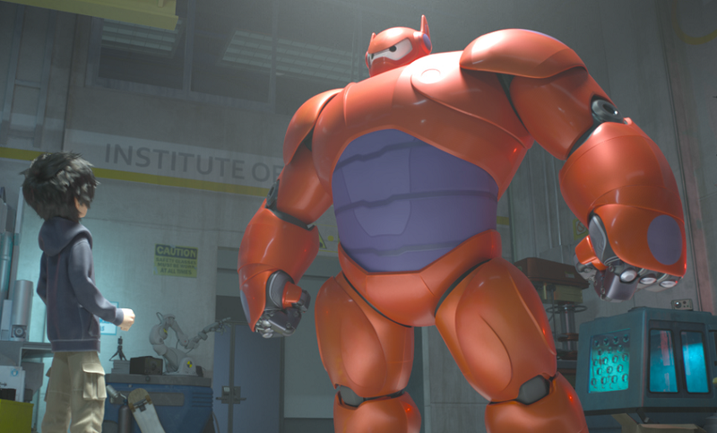 Leaked Plot Details And Character Art From Disney's Big Hero 6