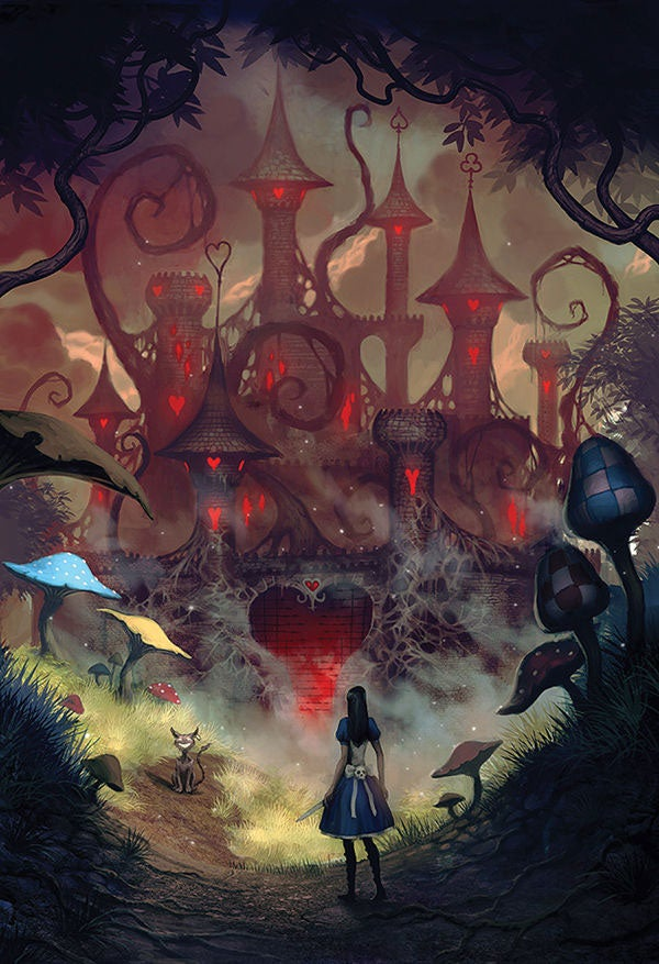 Own The Art Of Alice: Madness Returns Before The Game