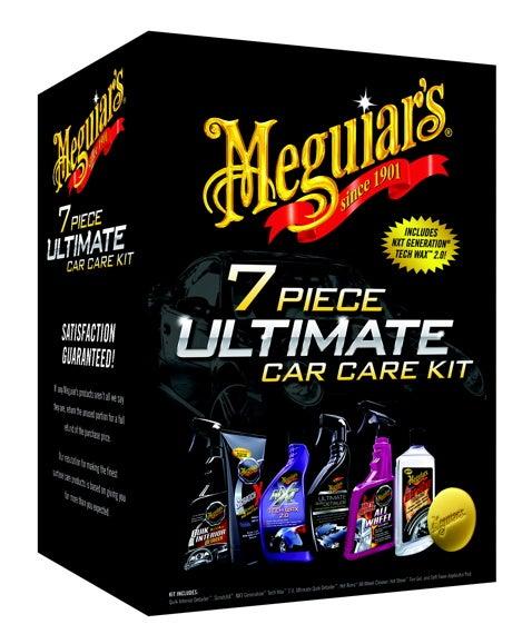Jalopnik Holiday Gift Guide: Meguiar's Ultimate Car Care Kit