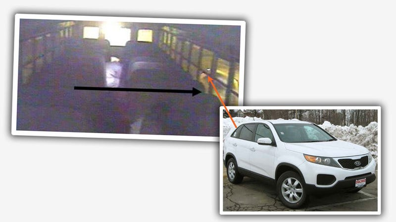 Help Find The SUV That Killed A Little Cleveland Boy