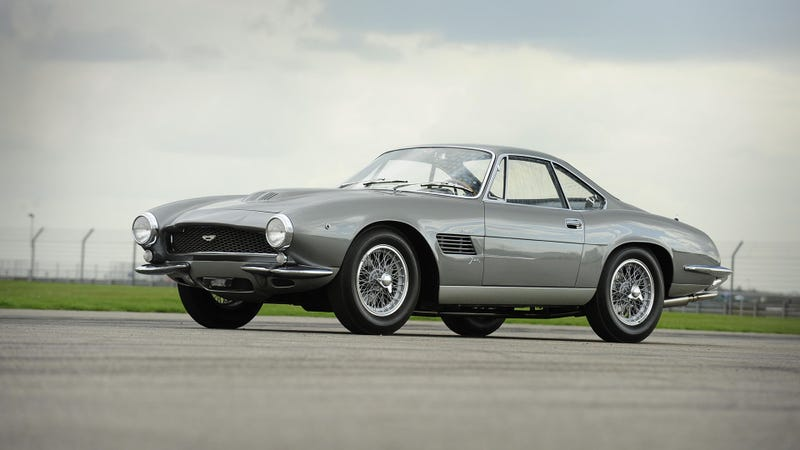 This Is What A $5.8 Million Aston Martin Looks Like