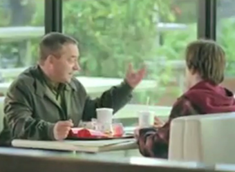 Would You Stop a Dad from Verbally Gay-Bashing His Own Son?