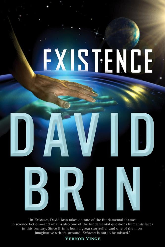 David Brin's Existence will make you think about the future a whole new way