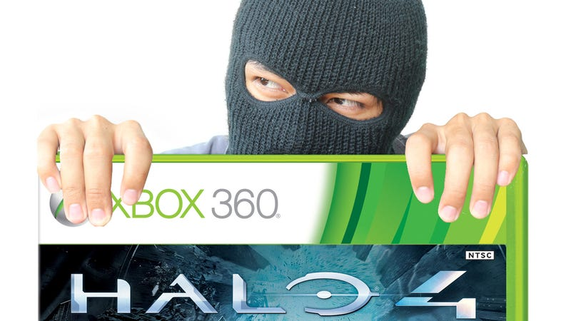 Who Is Stealing Halo 4?