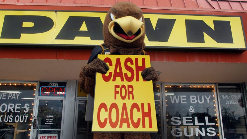 To Buy Out Failed Coach, Southern Miss Sold Home-Field Advantage Back To Nebraska for $2.1 Million