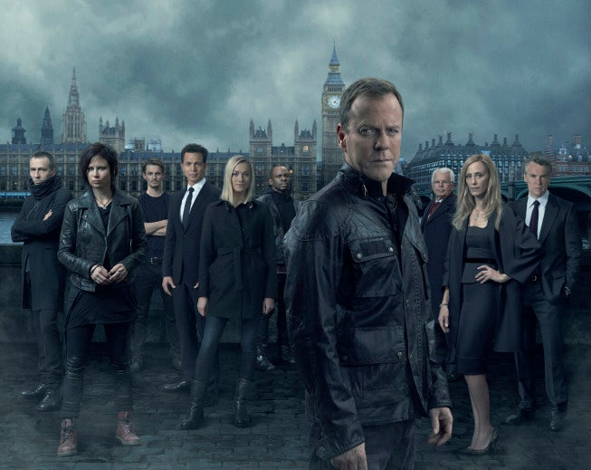 Jack Bauer Is Back and Shouting at Everyone in 24