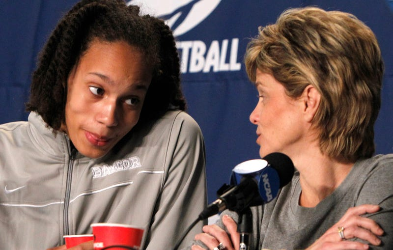 Brittney Griner Says Baylor Wasn't A Good Place To Be Gay