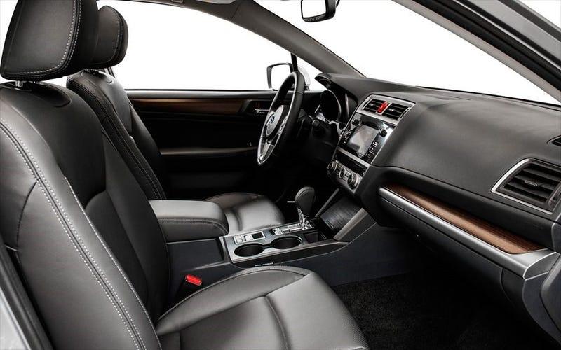 2015 Subaru Legacy: This Is It