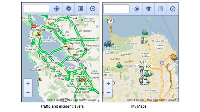 Google Maps Just Got a Lot Better in Android and iOS Browsers