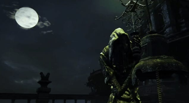 Bloodborne Gameplay Video Leaks