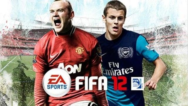 Rooney Again Anchors FIFA Cover in UK, Australia