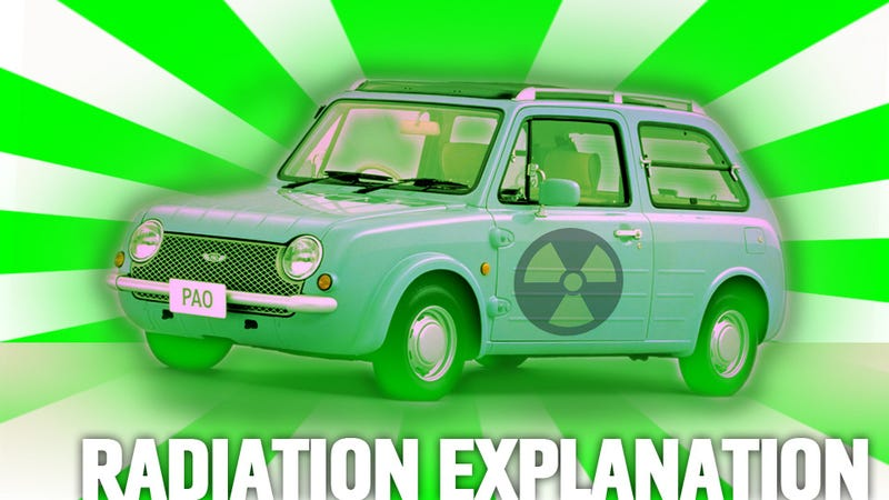 So How Does A Car Become Radioactive, Anyway?