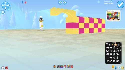 LEGO Universe MMO Log Two: Excitement Builds?