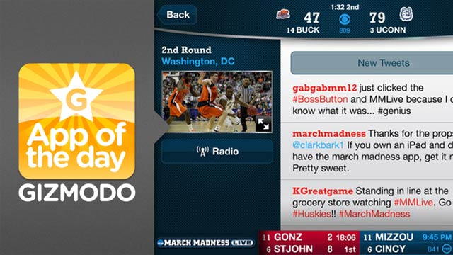 NCAA March Madness Live: Watch the Entire NCAA Tournament on Your Phone for Cheap