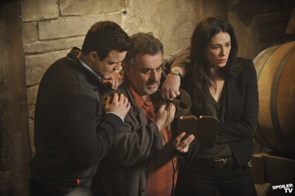 New Warehouse 13 Promo Pics