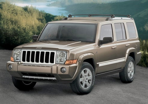 Jeep Commander To Get Canned Before End Of First Product Cycle