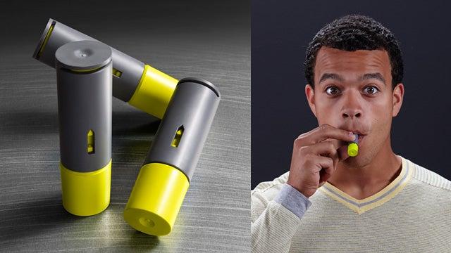 AeroShot Pure Energy: Ready, Aim, Caffeinate