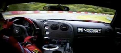 2009 Dodge Viper ACR Steals Nürburgring Record From Corvette ZR1, Laps In 7:22
